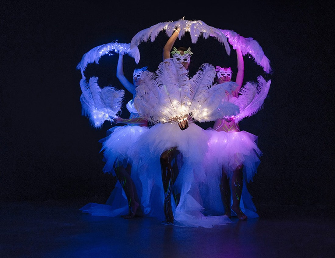 класическо светлинно шоу