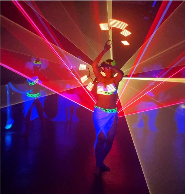 Лазерно шоу